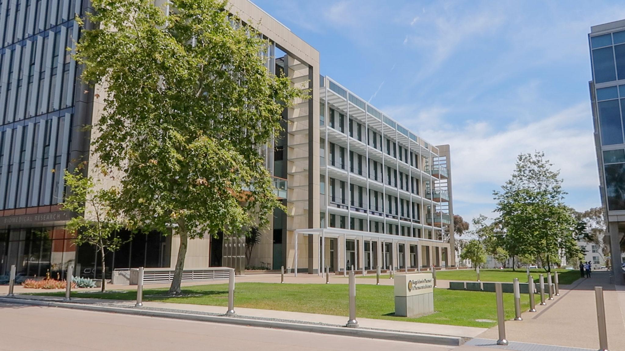 Departamento de Investigación Biomédica de la Universidad de California en San Diego, donde trabaja Pascal Gagneux