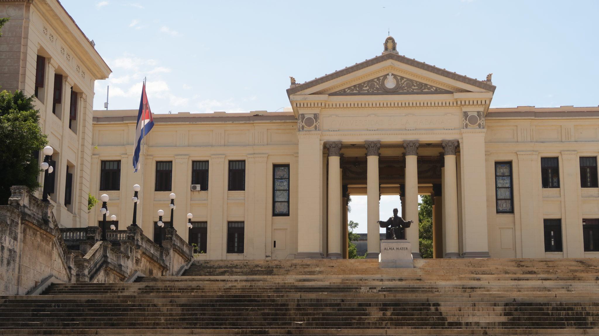 Université de La Havane.