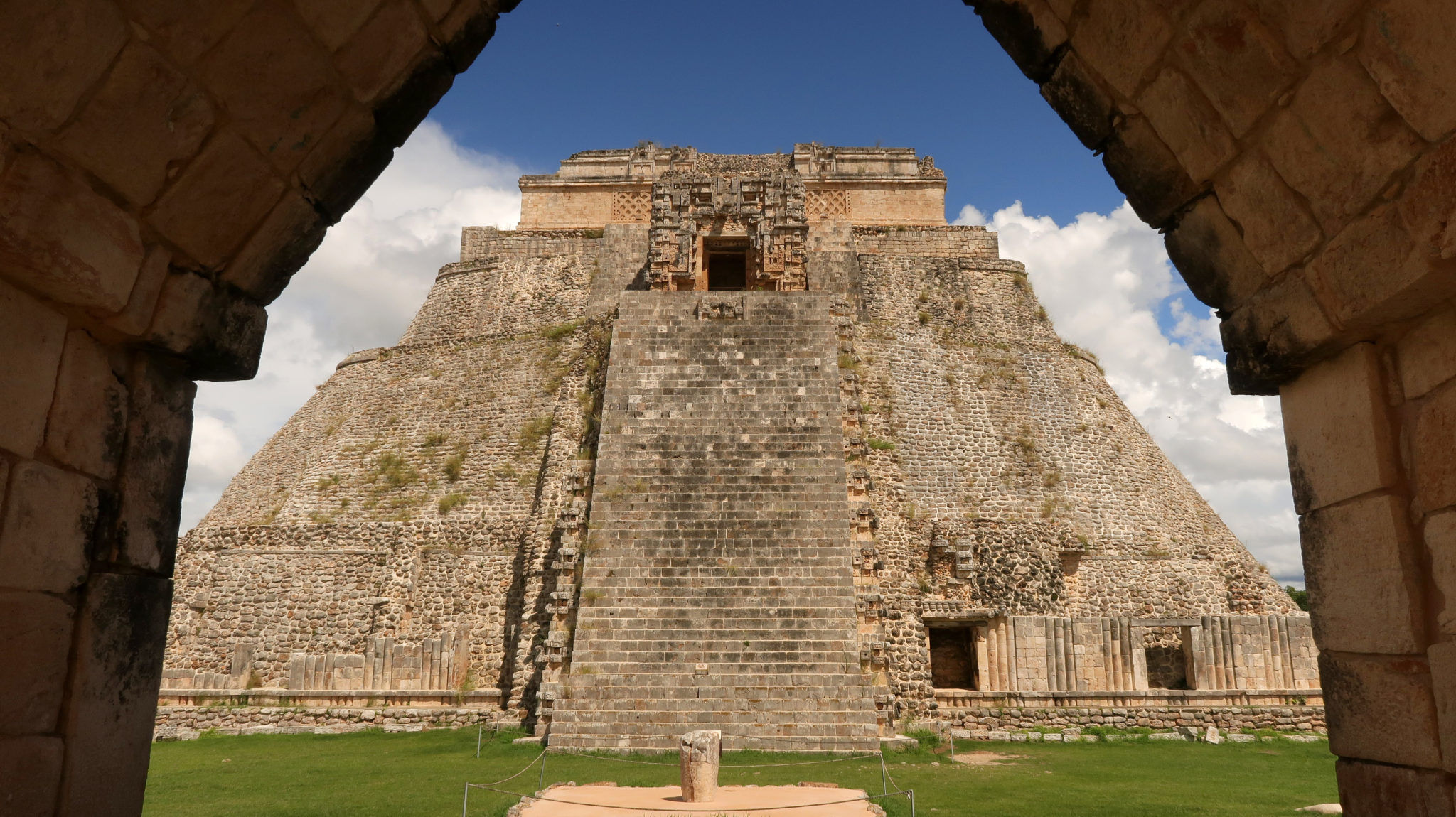 Uxmal, Yucatan.