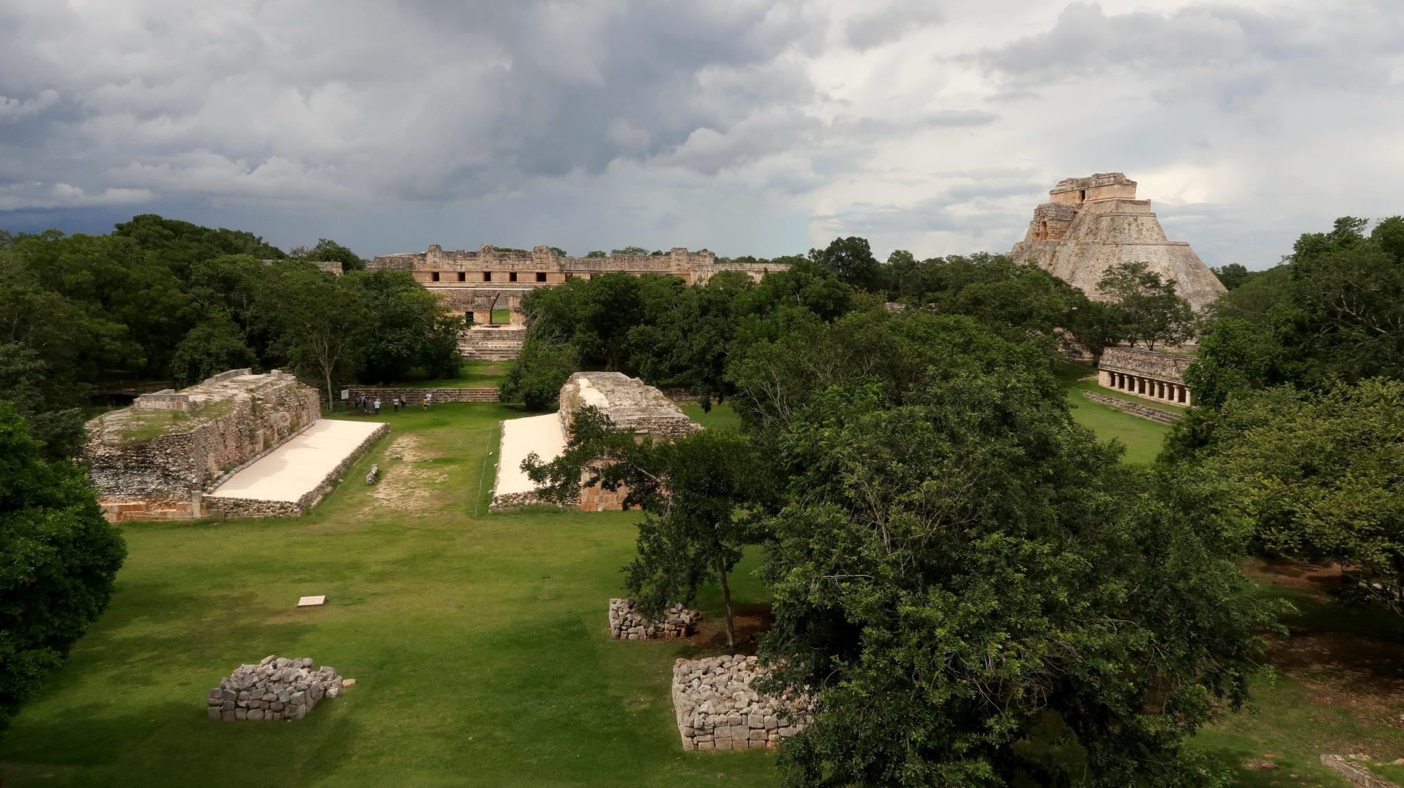 Uxmal, Yucatán.