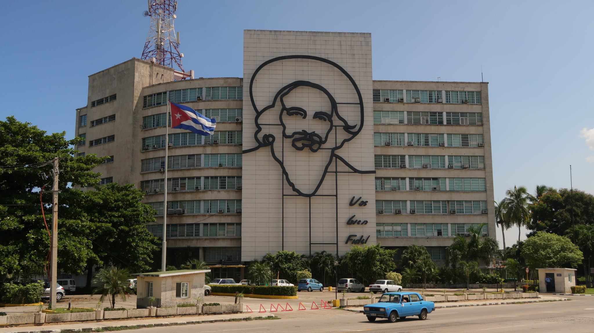Ministère de la Communication de la République de Cuba.