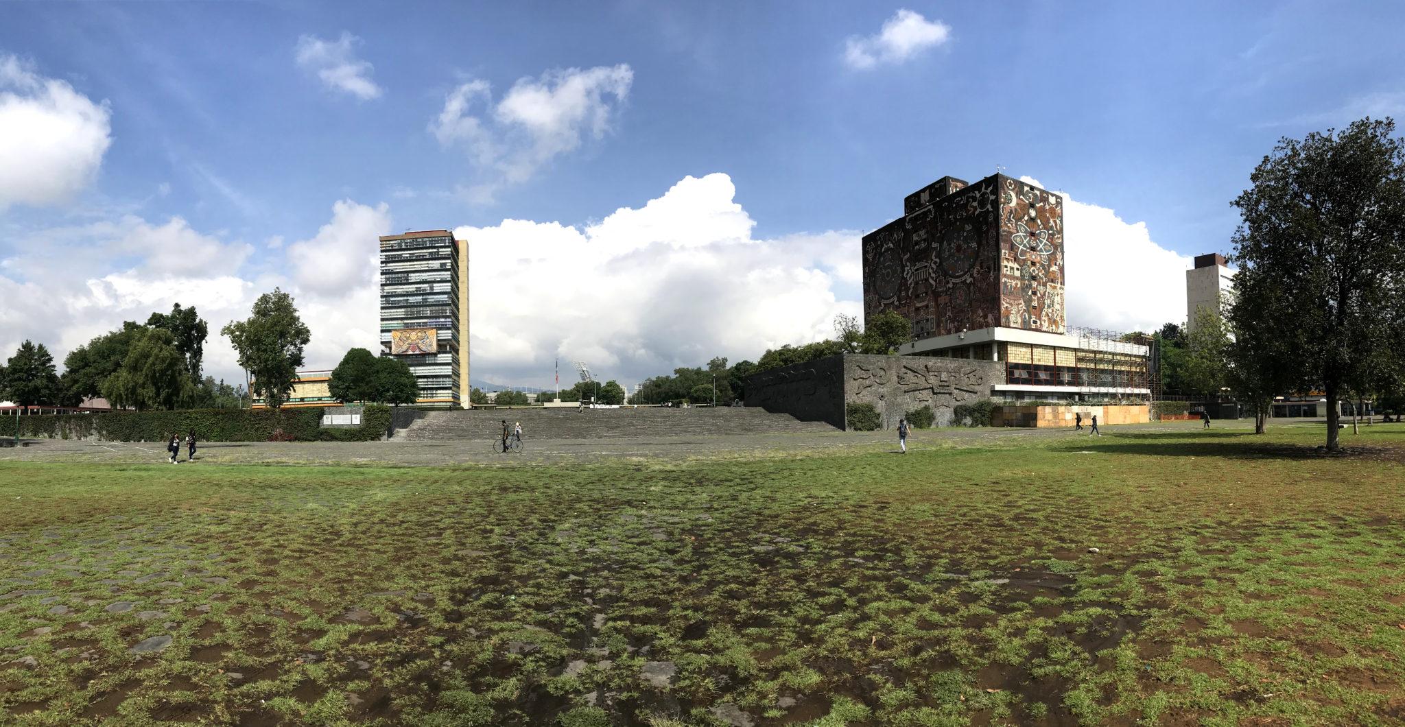 Universidad Nacional Autónoma de México, Ciudad de México.