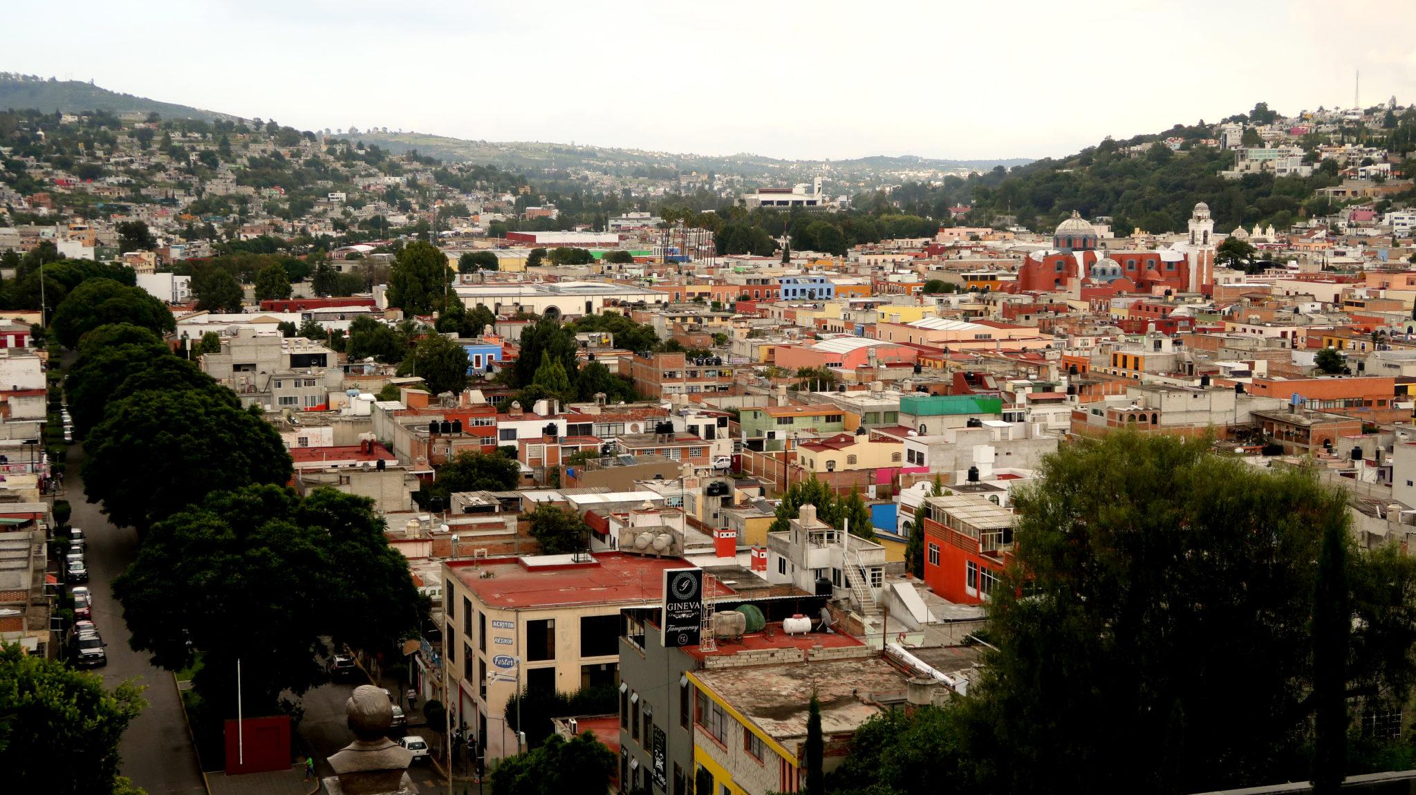 Tlaxcala de Xicohténcatl, Tlaxcala.
