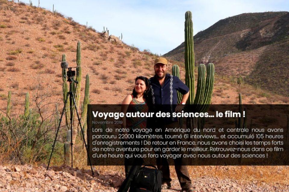 Voyage autour des sciences_Le film